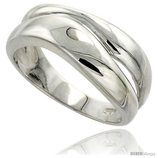 https://www.silverblings.com/28340-thickbox_default/sterling-silver-freeform-ring-flawless-finish-3-8-in-wide.jpg