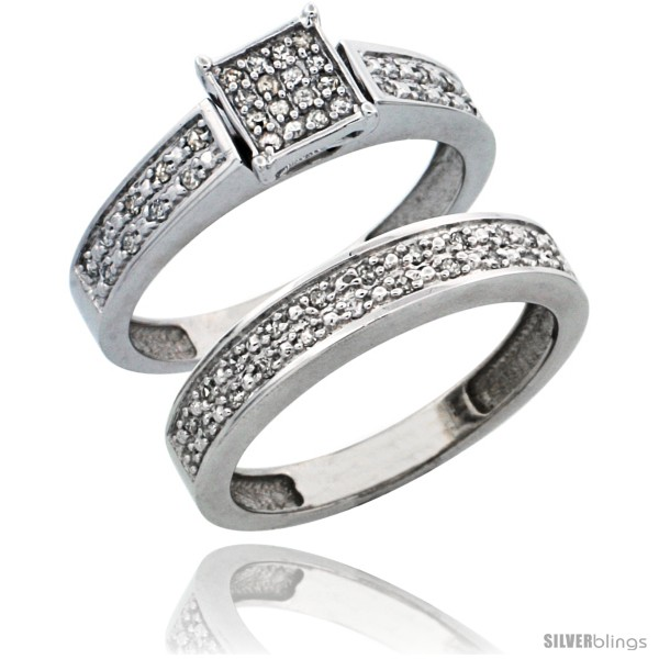 https://www.silverblings.com/28387-thickbox_default/10k-white-gold-2-piece-diamond-engagement-ring-set-w-0-24-carat-brilliant-cut-diamonds-5-32-in-4mm-wide.jpg