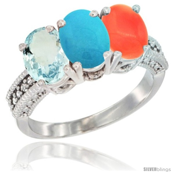 https://www.silverblings.com/28530-thickbox_default/14k-white-gold-natural-aquamarine-turquoise-coral-ring-3-stone-oval-7x5-mm-diamond-accent.jpg