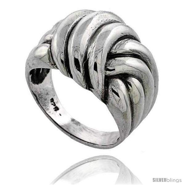 https://www.silverblings.com/28681-thickbox_default/sterling-silver-rope-wrapped-dome-ring-11-16-in-wide.jpg