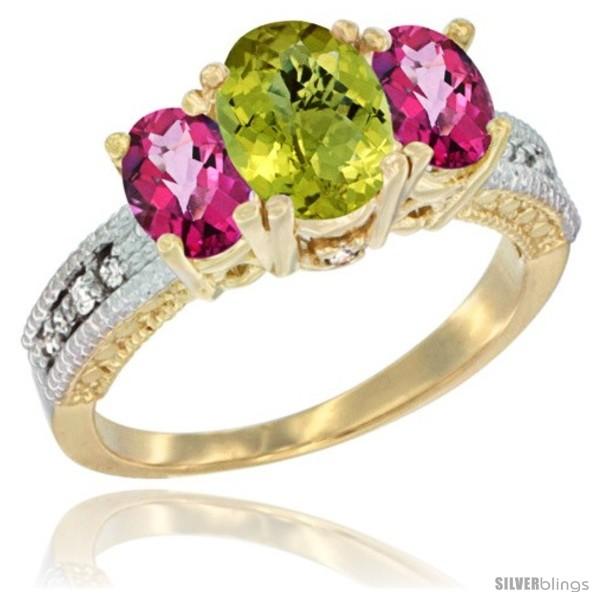https://www.silverblings.com/28762-thickbox_default/10k-yellow-gold-ladies-oval-natural-lemon-quartz-3-stone-ring-pink-topaz-sides-diamond-accent.jpg