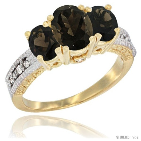 https://www.silverblings.com/29026-thickbox_default/10k-yellow-gold-ladies-oval-natural-smoky-topaz-3-stone-ring-diamond-accent.jpg