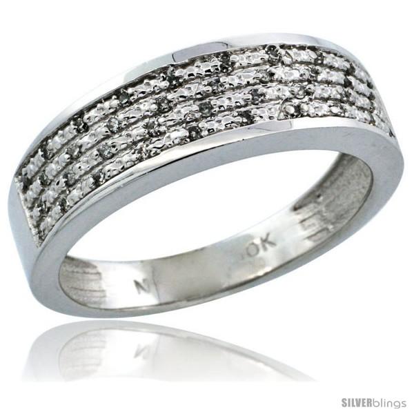 https://www.silverblings.com/29084-thickbox_default/10k-white-gold-mens-diamond-ring-band-w-0-12-carat-brilliant-cut-diamonds-1-4-in-6-5mm-wide.jpg