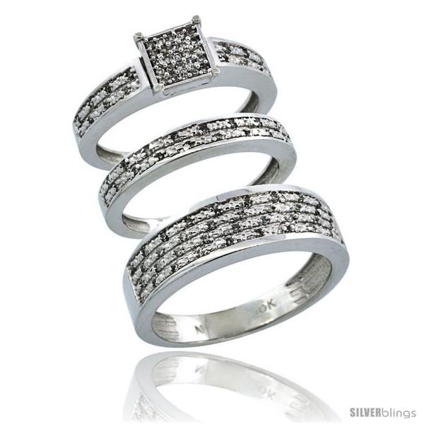 https://www.silverblings.com/29096-thickbox_default/10k-white-gold-3-piece-trio-his-6-5mm-hers-3-5mm-diamond-wedding-ring-band-set-w-0-328-carat-brilliant-cut-diamonds.jpg