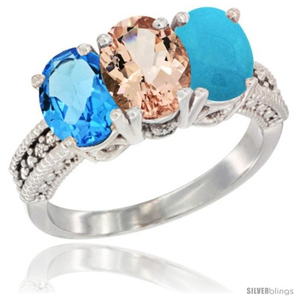 https://www.silverblings.com/29177-thickbox_default/14k-white-gold-natural-swiss-blue-topaz-morganite-turquoise-ring-3-stone-7x5-mm-oval-diamond-accent.jpg