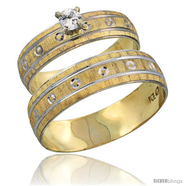 https://www.silverblings.com/29201-thickbox_default/10k-gold-2-piece-diamond-engagement-ring-wedding-band-set-his-hers-0-10-cttw-rhodium-accent-diamond-cut-style-10y505em.jpg