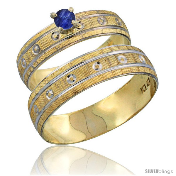 https://www.silverblings.com/29207-thickbox_default/10k-gold-2-piece-0-25-carat-deep-blue-sapphire-ring-set-engagement-ring-mans-wedding-band-diamond-cut-style-10y505em.jpg