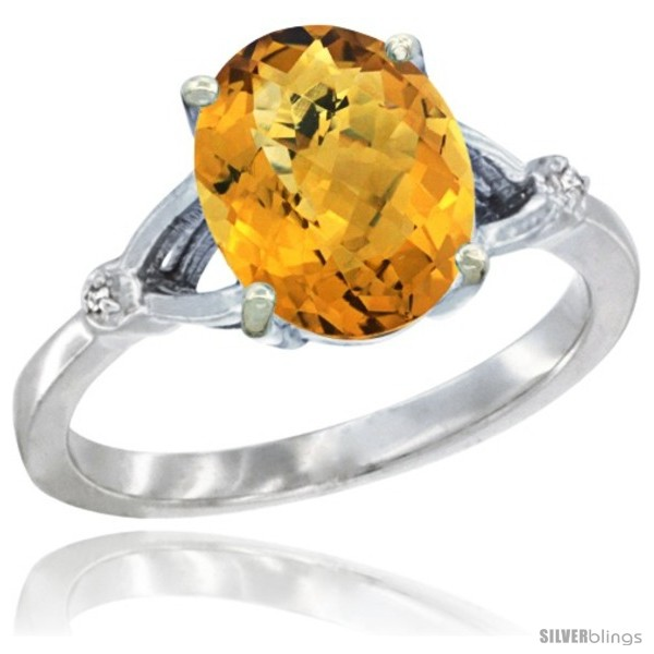 https://www.silverblings.com/29263-thickbox_default/10k-white-gold-diamond-whisky-quartz-ring-2-4-ct-oval-stone-10x8-mm-3-8-in-wide.jpg