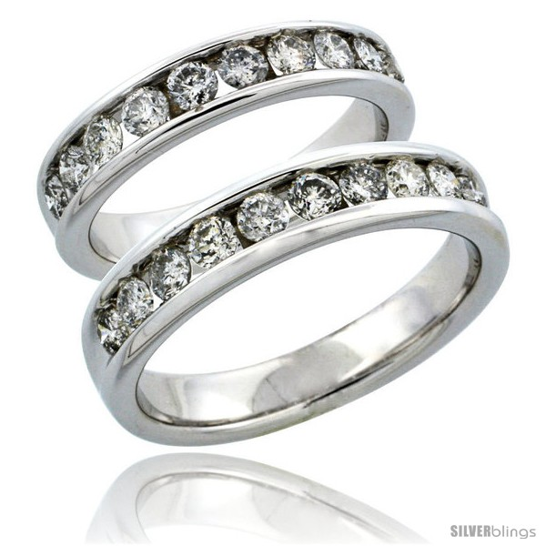 https://www.silverblings.com/29309-thickbox_default/10k-white-gold-2-piece-his-5mm-hers-4-5mm-diamond-wedding-ring-band-set-w-1-48-carat-brilliant-cut-diamonds.jpg