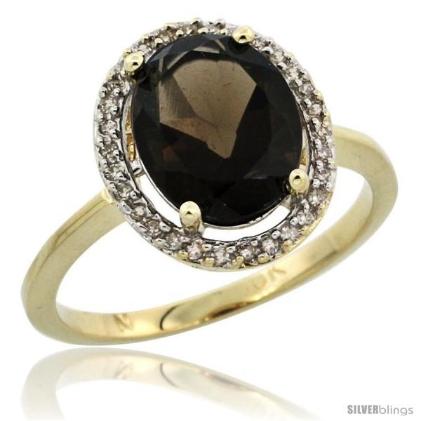 https://www.silverblings.com/29356-thickbox_default/10k-yellow-gold-diamond-halo-smoky-topaz-ring-2-4-carat-oval-shape-10x8-mm-1-2-in-12-5mm-wide.jpg
