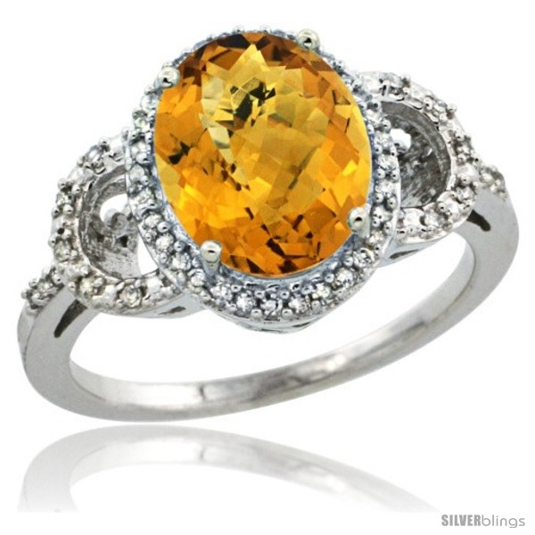 https://www.silverblings.com/29576-thickbox_default/10k-white-gold-diamond-halo-whisky-quartz-ring-2-4-ct-oval-stone-10x8-mm-1-2-in-wide.jpg