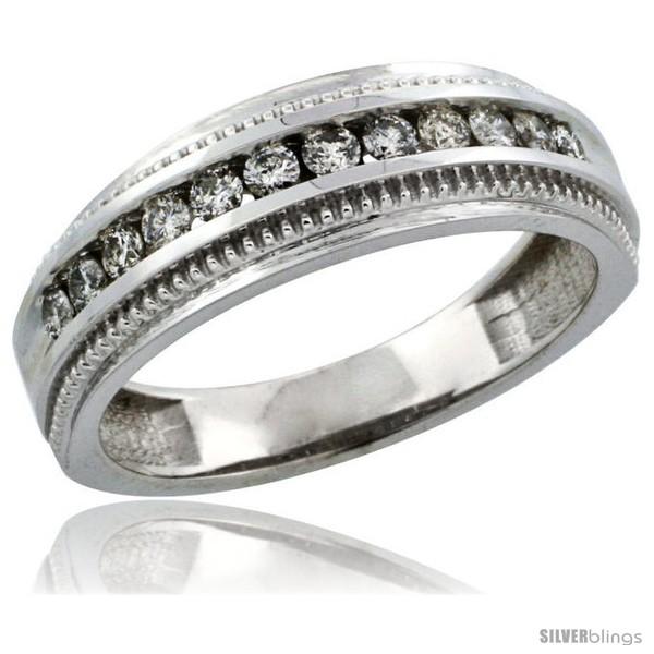 https://www.silverblings.com/29656-thickbox_default/10k-white-gold-12-stone-milgrain-design-ladies-diamond-ring-band-w-0-31-carat-brilliant-cut-diamonds-1-4-in-6mm-wide.jpg