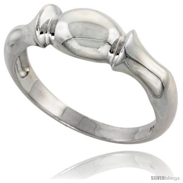 https://www.silverblings.com/29670-thickbox_default/sterling-silver-freeform-ring-flawless-finish-5-16-in-wide.jpg