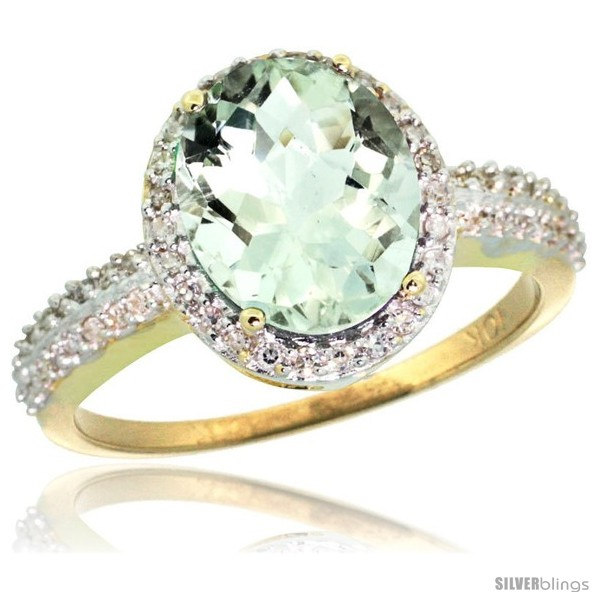 https://www.silverblings.com/2968-thickbox_default/10k-yellow-gold-diamond-green-amethyst-ring-oval-stone-10x8-mm-2-4-ct-1-2-in-wide.jpg