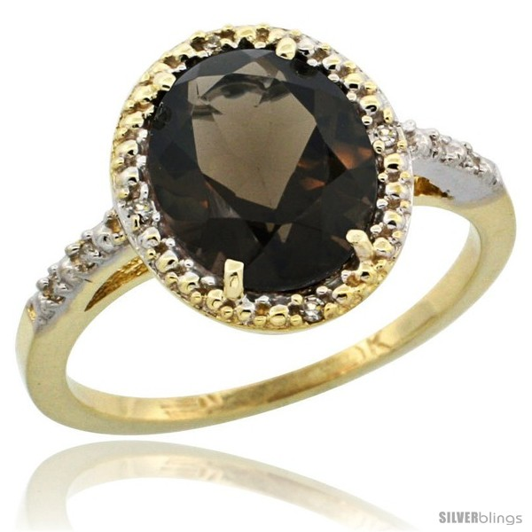 https://www.silverblings.com/29699-thickbox_default/10k-yellow-gold-diamond-smoky-topaz-ring-2-4-ct-oval-stone-10x8-mm-1-2-in-wide-style-cy907111.jpg
