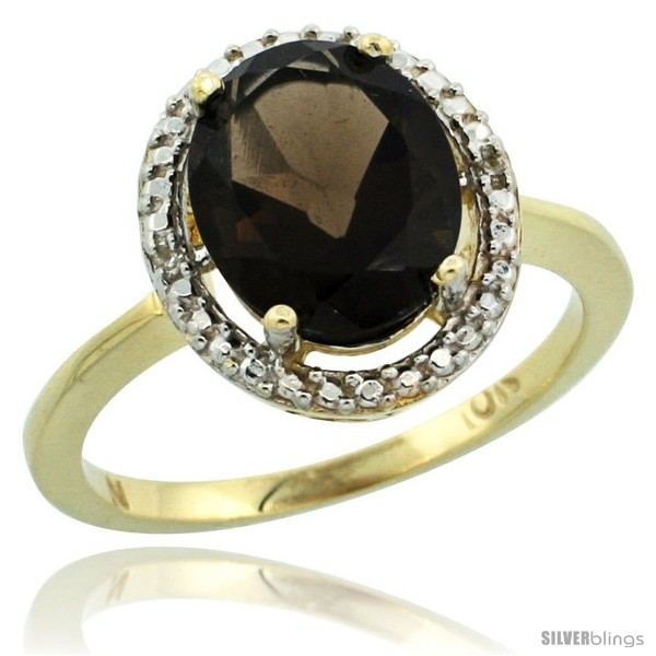 https://www.silverblings.com/29719-thickbox_default/10k-yellow-gold-diamond-smoky-topazring-2-4-ct-oval-stone-10x8-mm-1-2-in-wide.jpg