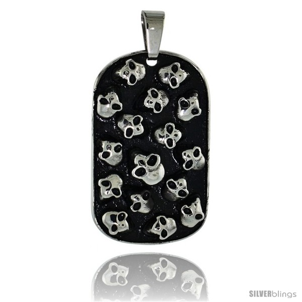 https://www.silverblings.com/2988-thickbox_default/stainless-steel-dog-tag-skulls-2-tone-black-finish-1-5-16-in-33-mm-tall-30-in-chain.jpg