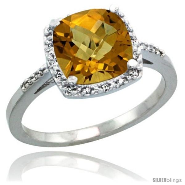 https://www.silverblings.com/29892-thickbox_default/10k-white-gold-diamond-whisky-quartz-ring-2-08-ct-cushion-cut-8-mm-stone-1-2-in-wide.jpg