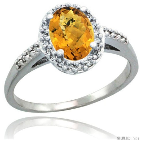 https://www.silverblings.com/29898-thickbox_default/10k-white-gold-diamond-whisky-quartz-ring-oval-stone-8x6-mm-1-17-ct-3-8-in-wide.jpg