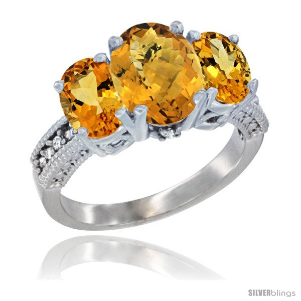 https://www.silverblings.com/299-thickbox_default/14k-white-gold-ladies-3-stone-oval-natural-whisky-quartz-ring-citrine-sides-diamond-accent.jpg