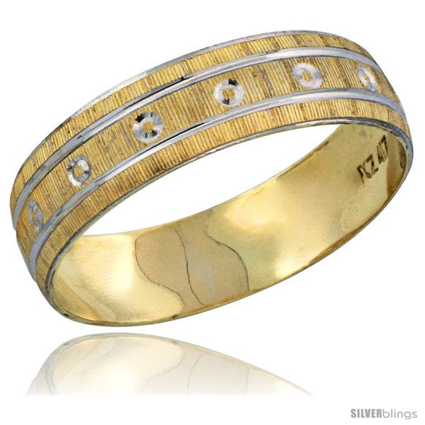 https://www.silverblings.com/29908-thickbox_default/10k-gold-mens-wedding-band-ring-diamond-cut-pattern-rhodium-accent-7-32-in-5-5mm-wide-style-10y505mb.jpg