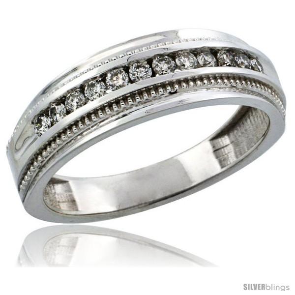 https://www.silverblings.com/29932-thickbox_default/10k-white-gold-12-stone-milgrain-design-mens-diamond-ring-band-w-0-31-carat-brilliant-cut-diamonds-1-4-in-7mm-wide.jpg