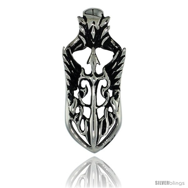 https://www.silverblings.com/2998-thickbox_default/stainless-steel-gothic-cross-pendant-1-1-2-in-tall-30-in-chain.jpg