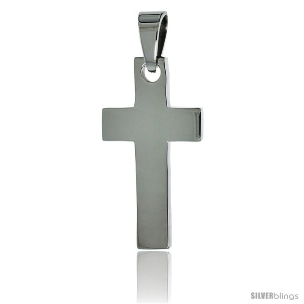 https://www.silverblings.com/3002-thickbox_default/stainless-steel-plain-latin-cross-pendant-1-5-8-in-tall-30-in-chain.jpg