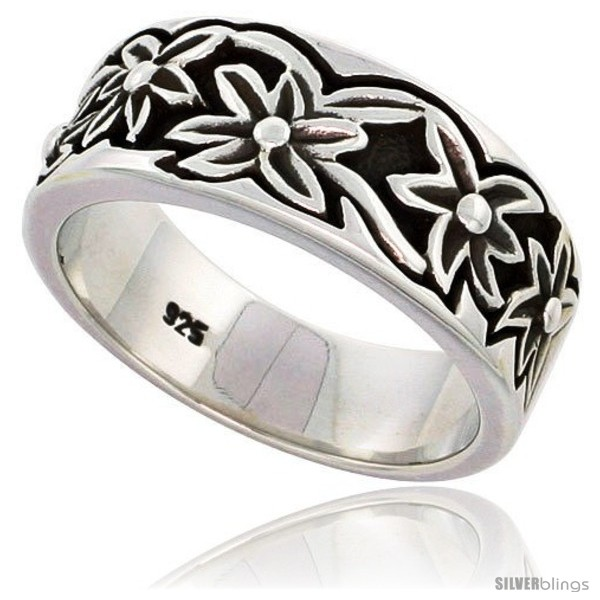 https://www.silverblings.com/30082-thickbox_default/sterling-silver-floral-pattern-band-ring-flawless-finish-3-8-in-wide.jpg