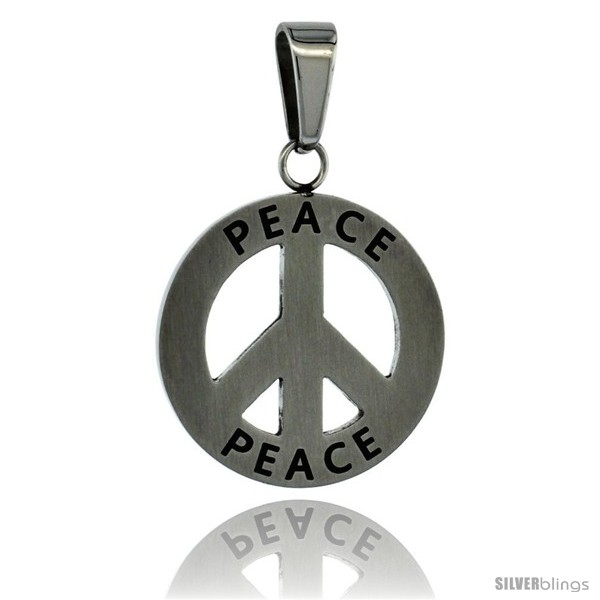 https://www.silverblings.com/3020-thickbox_default/surgical-steel-peace-sign-pendant-3-4-in-w-30-in-chain.jpg