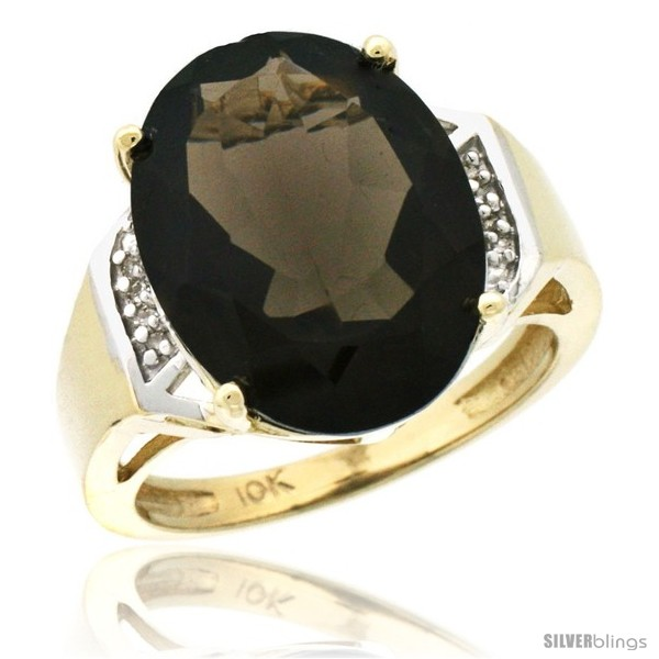 https://www.silverblings.com/30355-thickbox_default/10k-yellow-gold-diamond-smoky-topaz-ring-9-7-ct-large-oval-stone-16x12-mm-5-8-in-wide.jpg