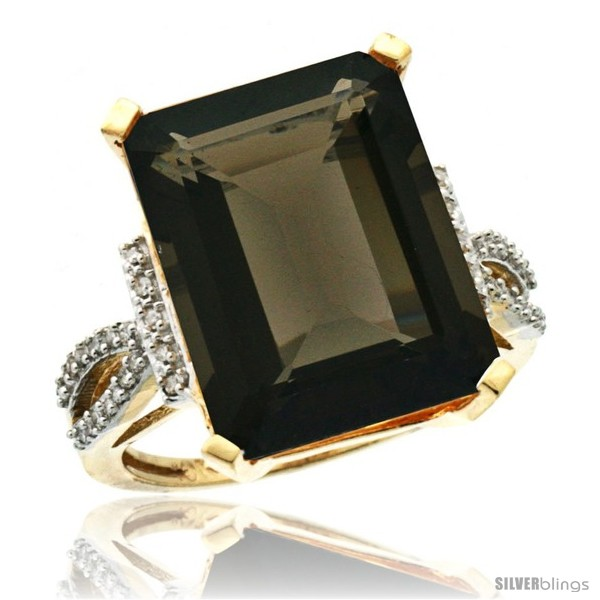 https://www.silverblings.com/30371-thickbox_default/10k-yellow-gold-diamond-smoky-topaz-ring-12-ct-emerald-shape-16x12-stone-3-4-in-wide.jpg