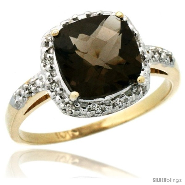 https://www.silverblings.com/30383-thickbox_default/10k-yellow-gold-diamond-smoky-topaz-ring-2-08-ct-cushion-cut-8-mm-stone-1-2-in-wide.jpg