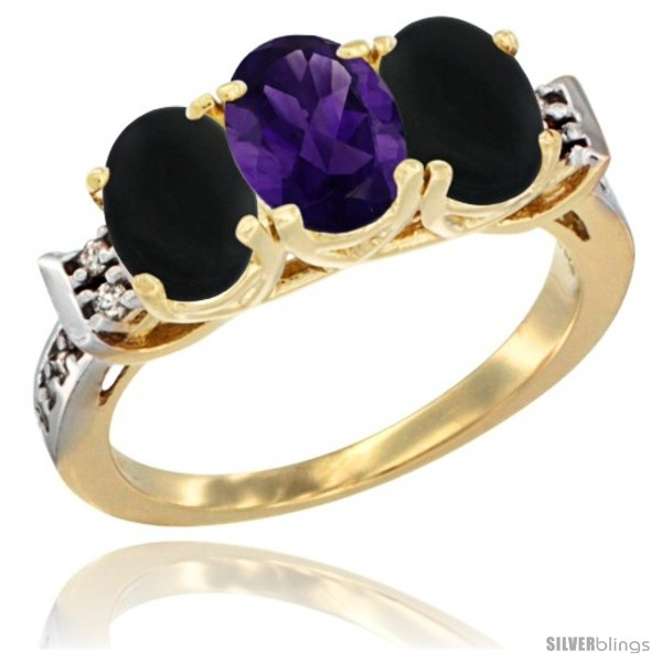 https://www.silverblings.com/30418-thickbox_default/10k-yellow-gold-natural-amethyst-black-onyx-sides-ring-3-stone-oval-7x5-mm-diamond-accent.jpg