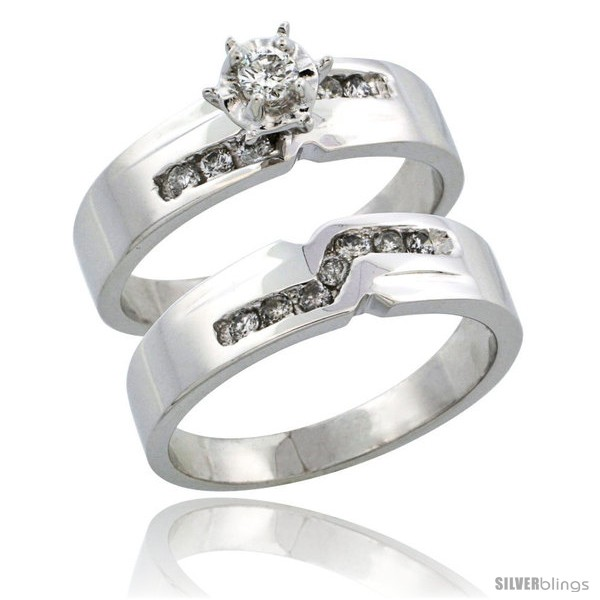 https://www.silverblings.com/30505-thickbox_default/10k-white-gold-2-piece-diamond-engagement-ring-band-set-w-0-31-carat-brilliant-cut-diamonds-3-16-in-5mm-wide.jpg