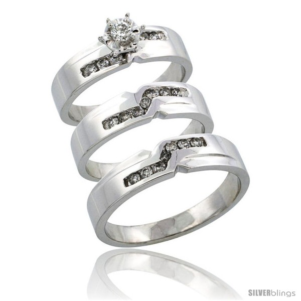 https://www.silverblings.com/30715-thickbox_default/10k-white-gold-3-piece-trio-his-5mm-hers-5mm-diamond-wedding-ring-band-set-w-0-44-carat-brilliant-cut-diamonds.jpg