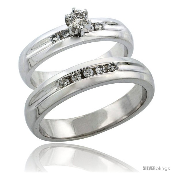 https://www.silverblings.com/30729-thickbox_default/10k-white-gold-2-piece-diamond-ring-band-set-w-rhodium-accent-engagement-ring-mans-wedding-band-w-0-35-carat.jpg