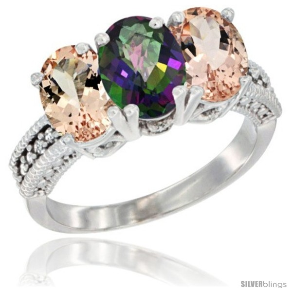 https://www.silverblings.com/30839-thickbox_default/14k-white-gold-natural-mystic-topaz-morganite-sides-ring-3-stone-oval-7x5-mm-diamond-accent.jpg