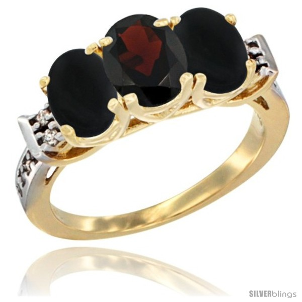 https://www.silverblings.com/30938-thickbox_default/10k-yellow-gold-natural-garnet-black-onyx-sides-ring-3-stone-oval-7x5-mm-diamond-accent.jpg