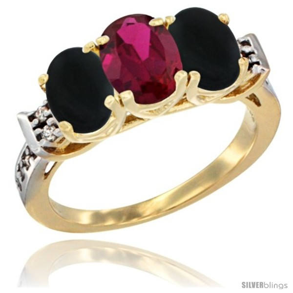 https://www.silverblings.com/30946-thickbox_default/10k-yellow-gold-natural-ruby-black-onyx-sides-ring-3-stone-oval-7x5-mm-diamond-accent.jpg