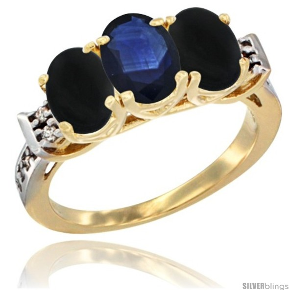 https://www.silverblings.com/30950-thickbox_default/10k-yellow-gold-natural-blue-sapphire-black-onyx-sides-ring-3-stone-oval-7x5-mm-diamond-accent.jpg