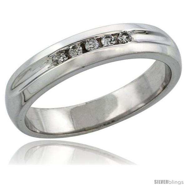 https://www.silverblings.com/30964-thickbox_default/10k-white-gold-mens-diamond-ring-band-w-0-10-carat-brilliant-cut-diamonds-3-16-in-4-5mm-wide.jpg