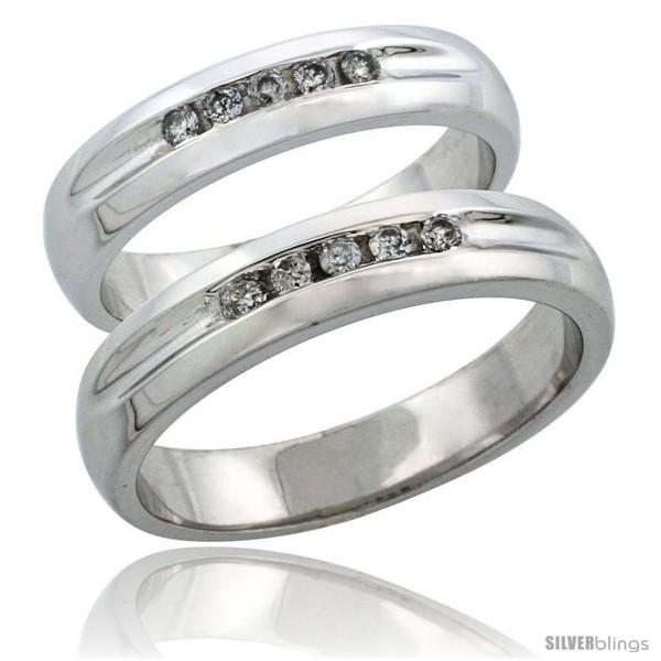 https://www.silverblings.com/30970-thickbox_default/10k-white-gold-2-piece-his-4-5mm-hers-4-5mm-diamond-wedding-ring-band-set-w-0-20-carat-brilliant-cut-diamonds.jpg