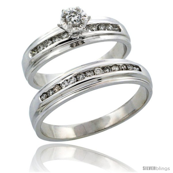 https://www.silverblings.com/30984-thickbox_default/10k-white-gold-2-piece-diamond-ring-band-set-w-rhodium-accent-engagement-ring-mans-wedding-band-w-0-40-carat.jpg