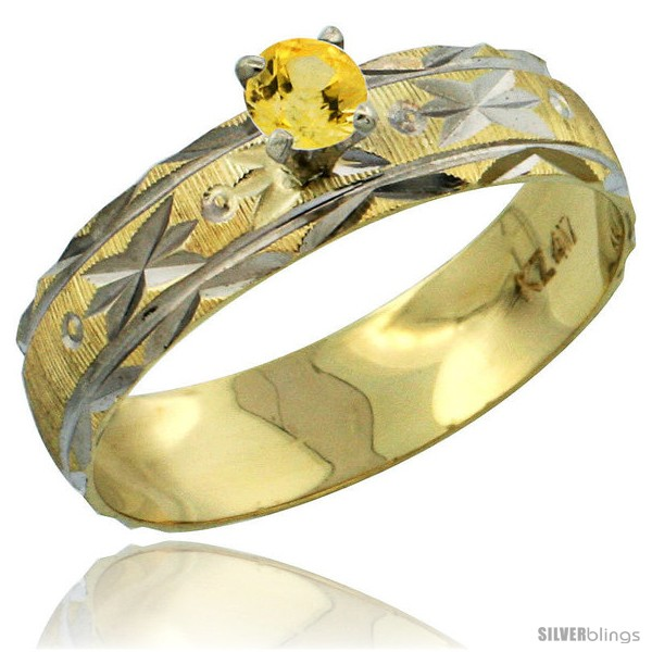 https://www.silverblings.com/31024-thickbox_default/10k-gold-ladies-solitaire-0-25-carat-yellow-sapphire-engagement-ring-diamond-cut-pattern-rhodium-accent-3-16-style-10y506er.jpg