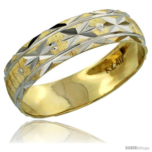 https://www.silverblings.com/31028-thickbox_default/10k-gold-ladies-wedding-band-ring-diamond-cut-pattern-rhodium-accent-3-16-in-4-5mm-wide-style-10y506lb.jpg