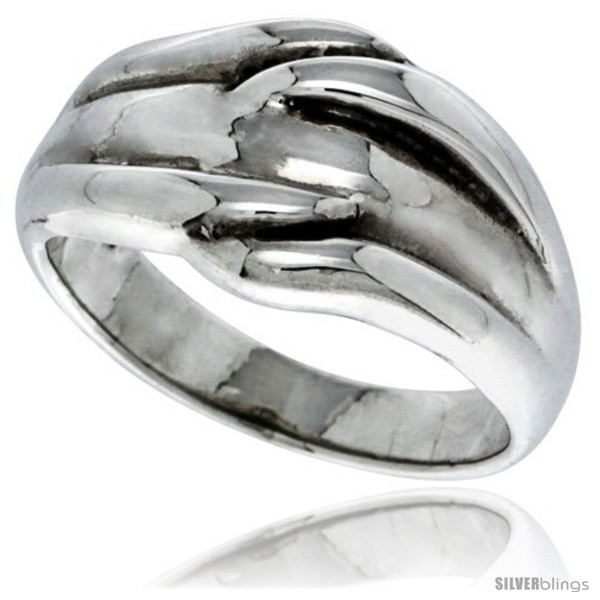 https://www.silverblings.com/31080-thickbox_default/sterling-silver-freeform-dome-ring-1-2-in-wide-style-tr429.jpg