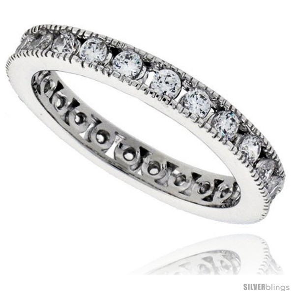 https://www.silverblings.com/31145-thickbox_default/sterling-silver-cubic-zirconia-eternity-band-ring-brilliant-cut-channel-set-2mm-rhodium-finish.jpg