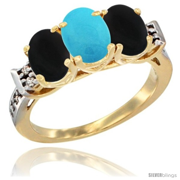 https://www.silverblings.com/31182-thickbox_default/10k-yellow-gold-natural-turquoise-black-onyx-sides-ring-3-stone-oval-7x5-mm-diamond-accent.jpg