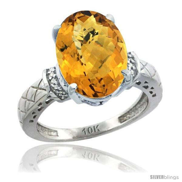 https://www.silverblings.com/31250-thickbox_default/10k-white-gold-diamond-whisky-quartz-ring-5-5-ct-oval-14x10-stone.jpg